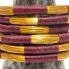 Bracelet Or Végétal MANGABA