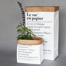 Le Grand Sac en Papier 32x60x15cm