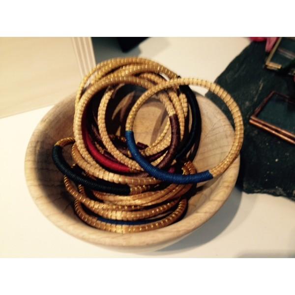Bracelet Or Végétal MARACUJA