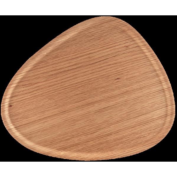Plateau Ary en bois de bouleau
