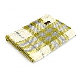 PLAID LAINE RECYCLEE
