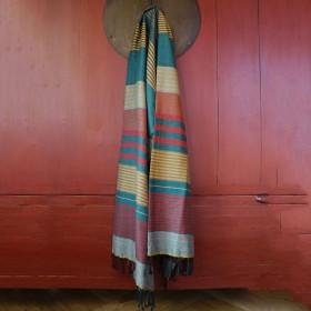 Fouta DOTHI en Coton Biologique 80 x 140 cm - KOCHI SAUGE