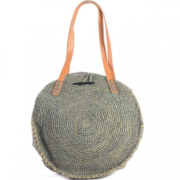 Sac Crochet Raphia ILANA
