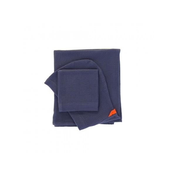 Grande serviette de Plage Bleu Majorelle