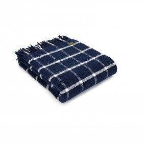 PLAID PURE LAINE