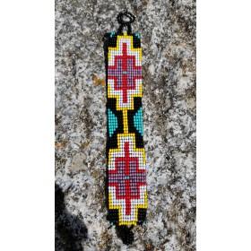 Bracelet colombien tissé main
