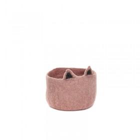 Corbeille de rangement Rose Quartz -MUSKHANE-