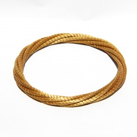 Bracelet en Or Végétal CARAMBOLA