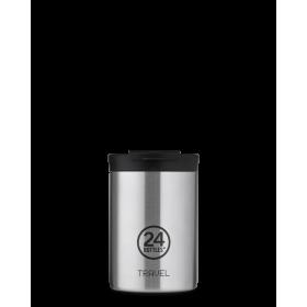 Mug nomade isotherme STEEL 350ml