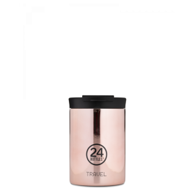 Mug nomade isotherme ROSE GOLD 350ml