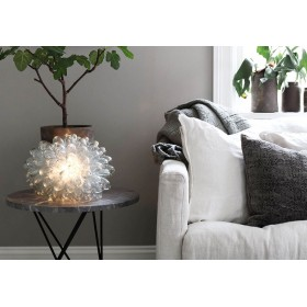 Lampe GRAPPE en Verre Soufflé Grand Modèle
