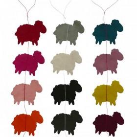 Guirlande Moutons Classique Lamali