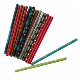 Crayons HB papier lokta Lamali