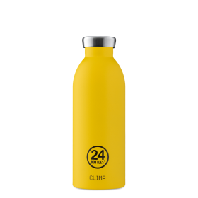 Gourde isotherme STONE TAXI YELLOW 500ml